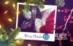 AE模板-冬季圣诞节照片圣诞老人相册幻灯片动画 Christmas Photo Slideshow