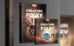 音效素材-19215种生物脚步移动攻击动物翅膀滑动抓痕咬伤坠落音效 Creature Foley