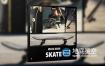 音效素材-327个激情极限运行滑轮滑板音效 Skate