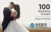 LUTS调色-100组婚礼视频LUTS调色预设 Wedding Color Corrections