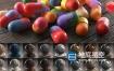 C4D材质预设-500种C4D Redshift渲染器金属石材混凝土塑料木材玻璃液体科技日常材质预设 Redshift Shader Suite V4