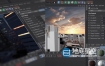 C4D模型预设-灰猩猩GSG城市模型预设