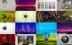 AE模板-50组创意音乐波形发光可视化动画 50 Audio Spectrum Music Visualizers
