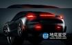 Blender教程-汽车摄影棚灯光渲染教程 CGFasttrack – Blender Car Series Vol.3 Cinematic Studio Lighting