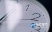 视频素材-实拍钟表转动的时钟特写4K视频素材