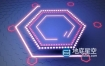 C4D教程-科技感多边形图形 Lowpost – Hud Hexagon In Cinema 4D & After Effects