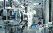 视频素材-实拍行业工业机器自动化智能化组装视频