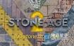 贴图素材-石头贴图材质 Stone Age II – 100 Stone Textures Envato
