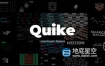 AE模板和PR预设-32个创意酷帅企业公司商业海报文字标题排版文本循环动画 Quike – Loop Kinetic Posters