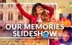 FCPX模板-美好结婚周年纪念日回忆照片相册动画 Our Memories Slideshow