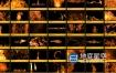 视频素材-102组4K真实火焰燃烧场景慢动作视频特效合成素材