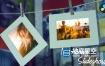 达芬奇模板-悬挂唯美结婚相册夏季旅游照片回忆片头 Memories Slideshow – Photo Gallery