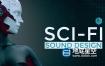 音效素材-未来高科技科幻机人风格数码UI界面背景音乐
