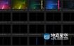 视频素材-4K头脑病毒DNA医学视频