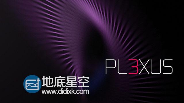 AE插件-三维粒子插件 Aescripts Plexus V3.1.14b