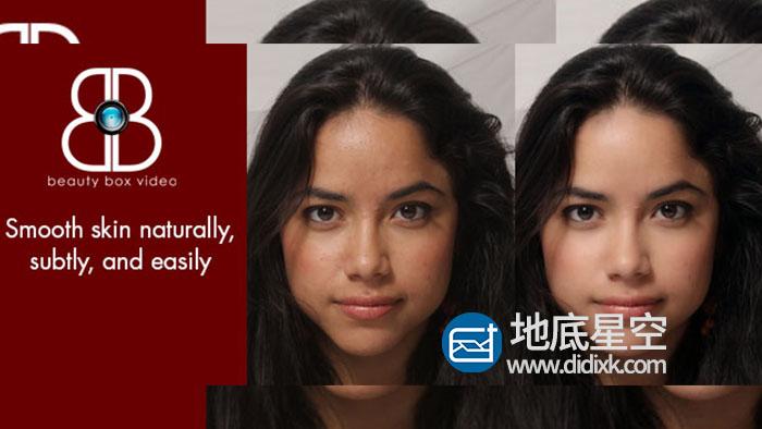 AE/PR插件-人像磨皮润肤美颜视频插件 Beauty Box Video 4.3.0 Win