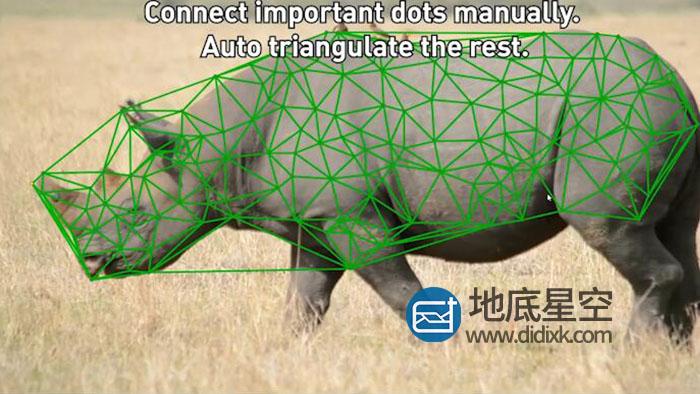 AE插件:物体表面跟踪特效合成高级工具 Lockdown v1.3.0+中文使用教程