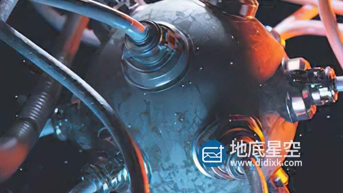 Houdini Vray渲染器破解版 V-Ray 5.00.50 for Houdini 18.5.408/18.5.499 Win