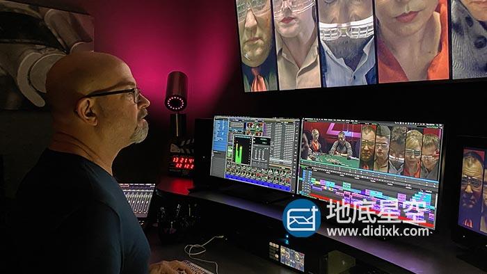 电影级视频编辑后期剪辑中文版软件 Avid Media Composer 2021.5.0 Win