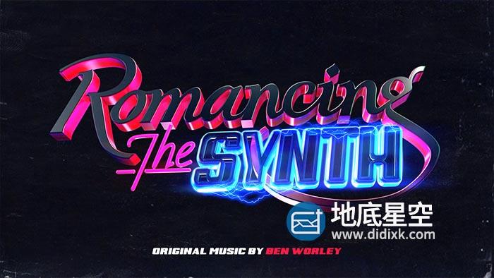 音乐素材-感性浪漫音乐 Triune Scores – Synth Scores Vol 2 Romancing The Synth