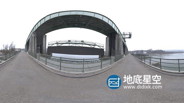 环境贴图-户外建筑桥梁大坝HDR环境贴图素材