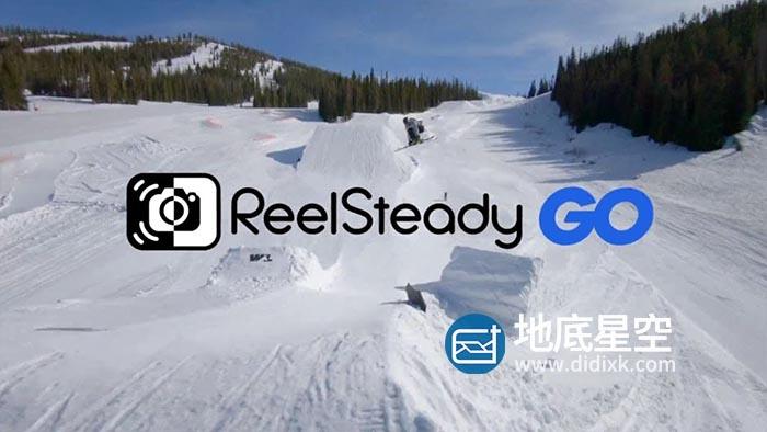 GOPRO视频稳定软件 Reelsteady GO 1.0.22 Win/Mac破解版
