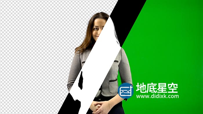 AE插件-人工智能背景遮罩抠像颜色键控插件Goodbye Greenscreen v1.2.0 CPU GPU Win中文汉化版